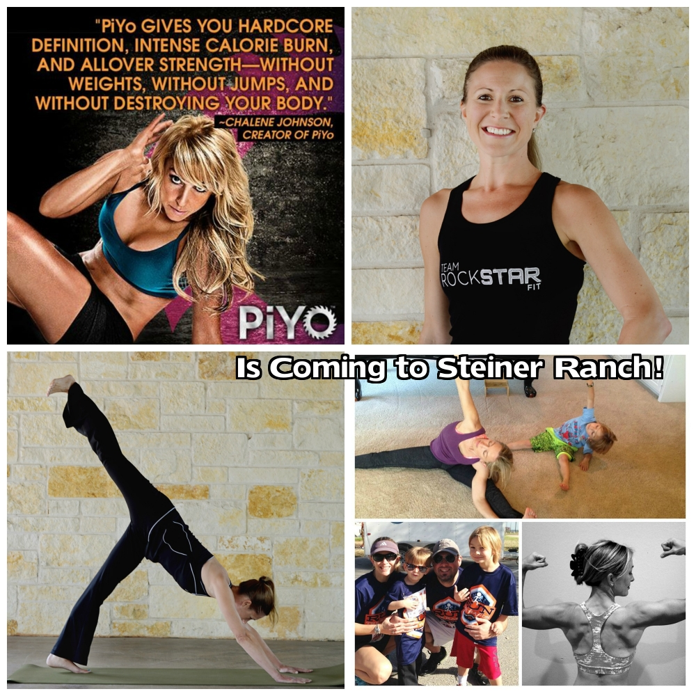 Piyo Steiner Ranch