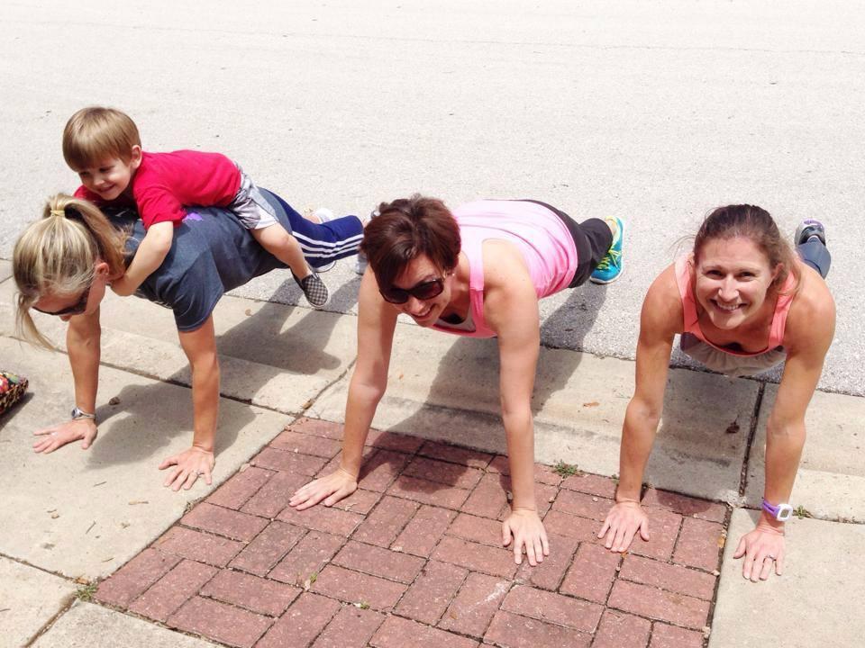 coach plank