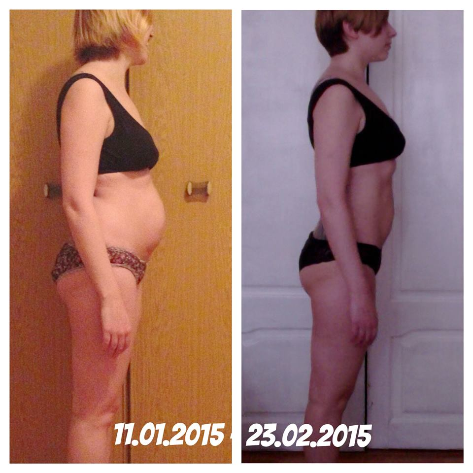 flat belly results olga