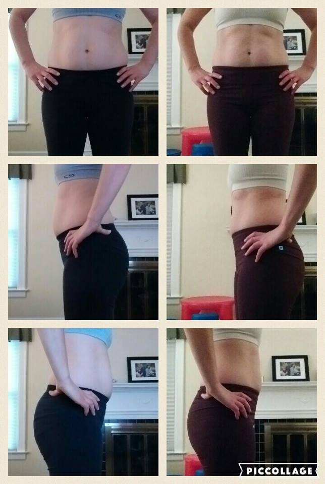 Flat Belly System and 21 Day Fix