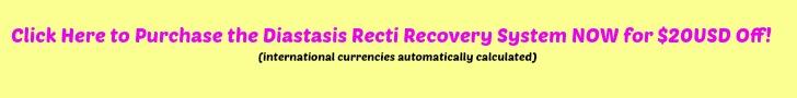 Discount Code Diastasis Recti System