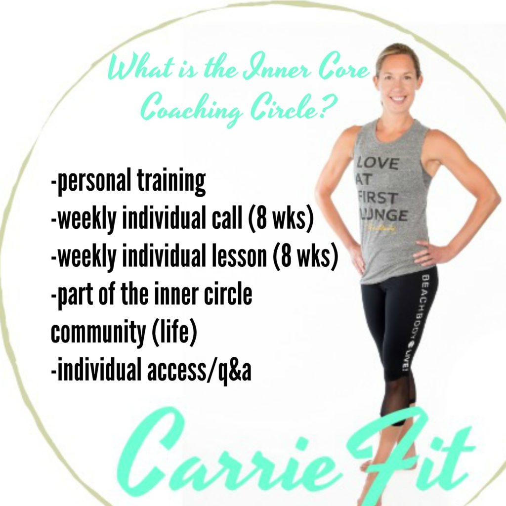 Inner Core Coaching Circle