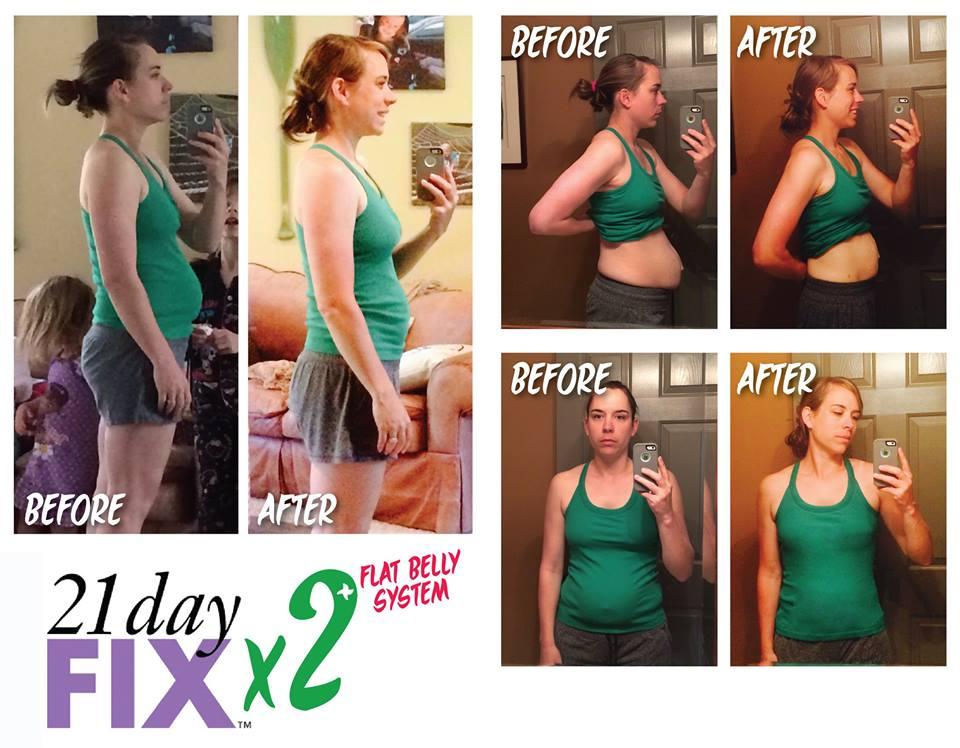 21 Day Fix + FBS Sarah 2