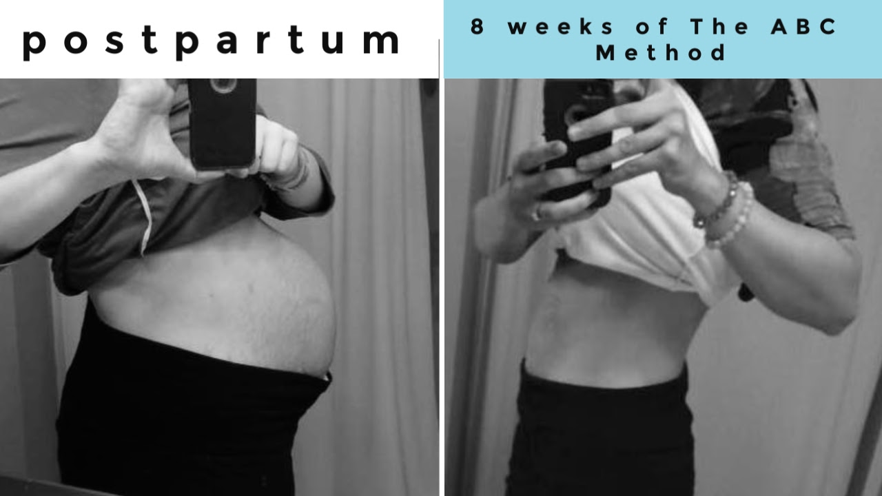The ABC Method for Diastasis Recti Recovery by CarrieFit
