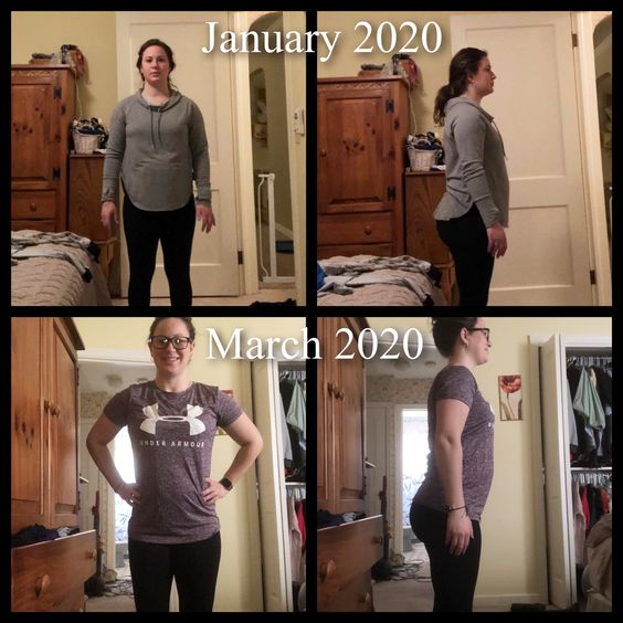 CarrieFit Success Story Katie