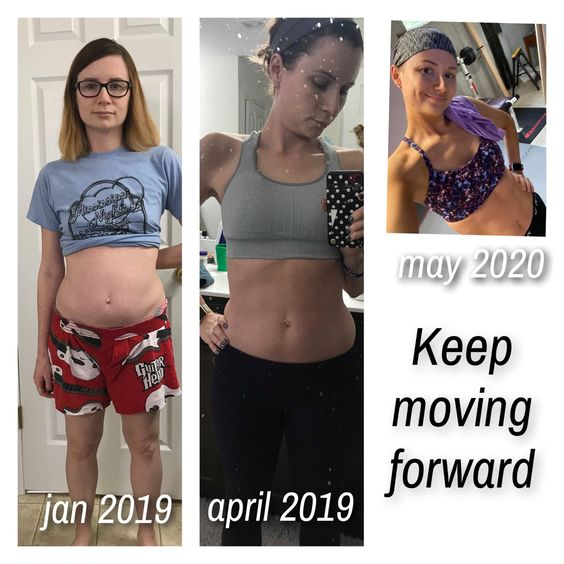 CarrieFit Success Story Melanie