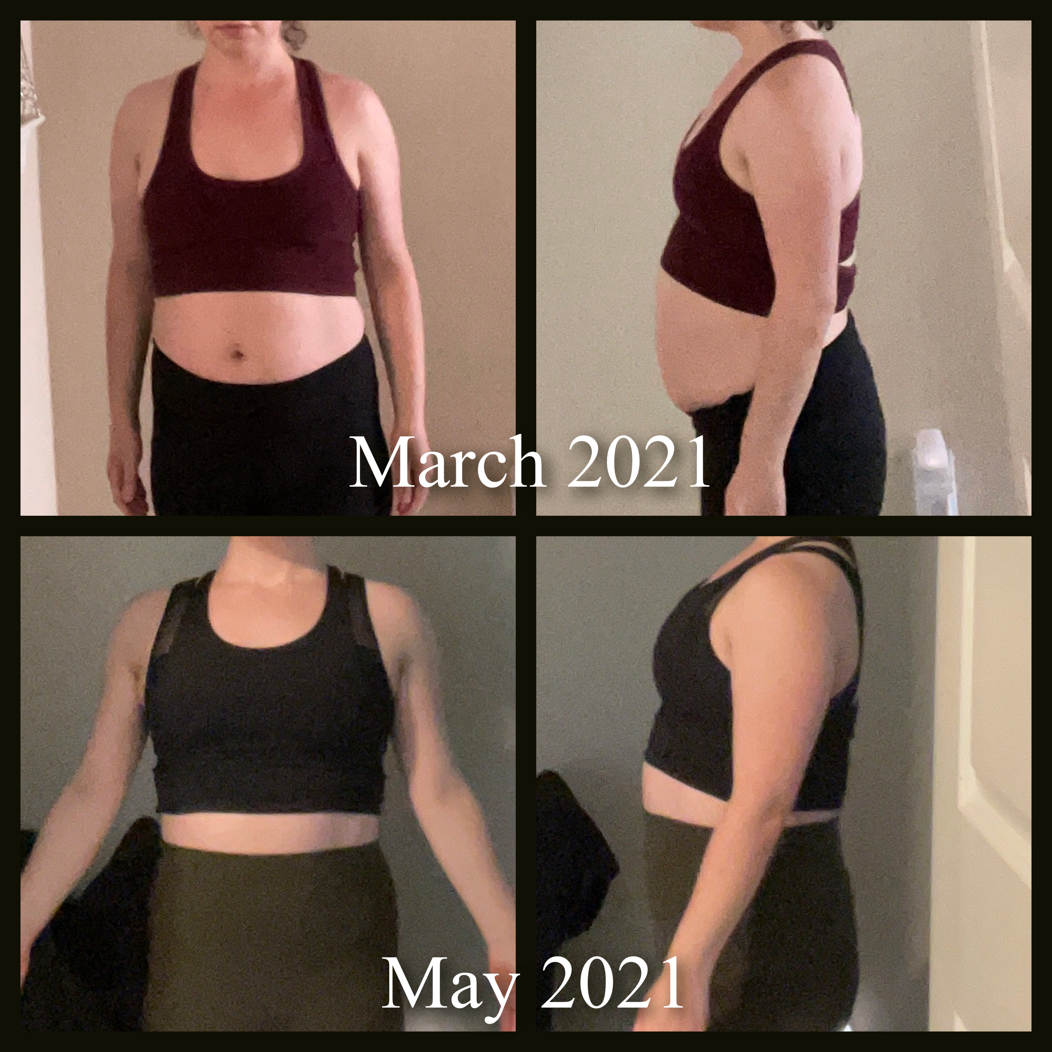 CarrieFit personal training success story