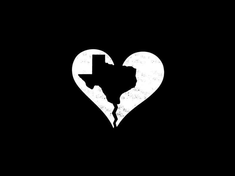 texas broken heart
